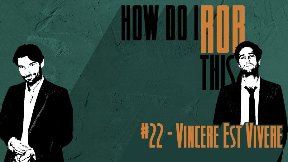 __How Do I Rob This_22_Bronze_Vincere Est Vivere